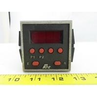 Red Lion Controls LIBT2E 115 VAC Programmable Dual Preset Digital Timer