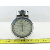 Force Controls 8060 CS Canning Gauge Indicator Cell 25-600LBS
