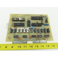 SBC8085 SEE-185 Micoprocessor Circuit Board