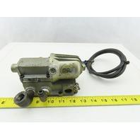 MAC 581B-1-1 4/2 Position Pneumatic Directional Control Solenoid Valve 120V Coil