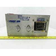 Power One HCC512 115/230V Input 5 VDC 47-440Hz Output Power Supply