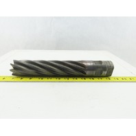 "2"" Dia, Coarse 8-1/4"" LOC  8 Flute Roughing  End Mill 11-3/4 OAL"