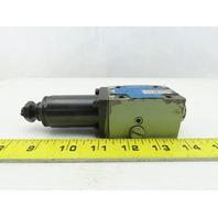 Kawasaki Rexroth DR6DP1-K31/150Y Hydraulic Pressure Reducing Valve Inline Check