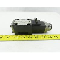 Uchida Rexroth 4WE6Y-A0/AG24NZ4 4 Port Single Solenoid Directional Valve 24VDC