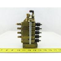 Pneumatic Piston Mist Lubricator Assembly