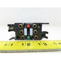Crouzet 8150025 81 507 540 Pneumatic Lubricator Logic Module Pulse Generator
