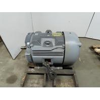 Baldor M4407TS-4 200Hp 460V 3Ph 1780RPM  445TS Electric AC Motor
