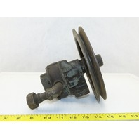 Brown & Sharp No. 1 Rotary Gear Pump With Belt Pulley