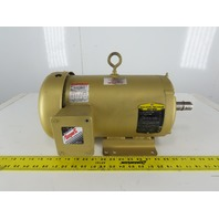 Baldor 0107986208-000010 5Hp Electric Motor 60/50Hz 3Ph 184T 208-230/460/190/380