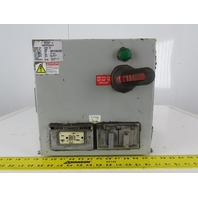 Daykin GPFB-03 Enclosed Transformer Disconnect 1500VA 480V Pri 120V Sec 1PH