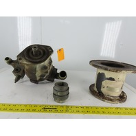 Rexroth BH00907684 A10VS071DFR/30R-PKC62N00 Axial Piston Variable Hydraulic Pump