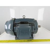 WEG 03036ET3E286TS-W22 30Hp 3535RPM 230/460V 286TS Frame 3Ph Electric AC Motor