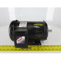 Baldor 35Z729M497G3 1Hp 1155RPM 3Ph 230/460V 145T Frame Electric AC Motor TEFC