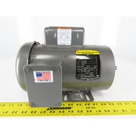 Baldor 35C12X945 1Hp 1725RPM 1Ph 115/230V 56C Industrial Electric AC Motor TEFC