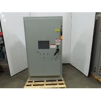 "Hoffman A72xM4018FTC Electrical Enclosure W/ Disconnect & Back Plate 72""x40""x18"""