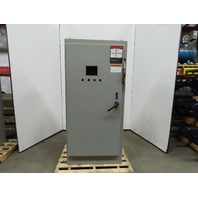 "Wiegman WA72XM3318U Electrical Enclosure W/ Disconnect & Back Plate 72""x33""x18"""