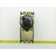 Fuji EGa203A 200A 200-415V Panel Mount Main Circuit Breaker W/ Operator