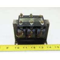 Fanuc A81L-0001-0083#3 C-01 253VAC 24A 0.15mH 3 Ph Line Reactor