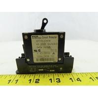 Fuji CP31E/7.5W 7.5A 250VAC 50/60Hz Circuit Breaker