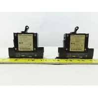 Fuji CP31E/10W 10A 250VAC 50/60Hz Circuit Breaker Lot Of 2