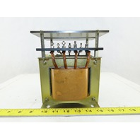 Shinwa Electric Co 43761 200/220V Hi 19/100V Lo 200/800VA Transformer