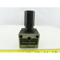 """Numatics FlexiBlok R22R-03 Pneumatic Air Regulator 3/8"""" NPT"""