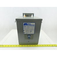 Acme T-2-53013-45 3KVA General Purpose Transformer 240x480HV 120/240LV 1 Phase