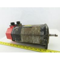 Fanuc A06B-0512-B002 110V 3Ph 2000RPM 5.9Nm Perm Magnet AC Servo Motor