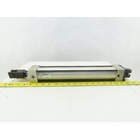 """Numatics WD-709043-1 2"""" Bore 12"""" Stroke Double Acting Air Cylinder"""