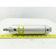 """Hartness N-199 2-3/16"""" Bore 4"""" Stroke Double Acting Air Cylinder"""