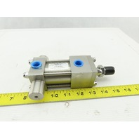 """Bimba CYL-000001 1-1/2"""" Bore 3/4"""" Stroke Double Acting Trunnion Air Cylinder"""