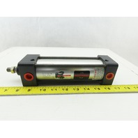 """Ortman 301542-10 2"""" Bore 5"""" Stroke Double Acting Air Cylinder"""
