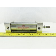 """Advance Automation B120X3 1-1/2"""" Bore 3"""" Stroke Double Acting Air Cylinder"""