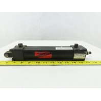"""Ortman 1-1/2"""" Bore 6"""" Stroke Double Acting Air Cylinder"""