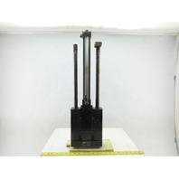 """Robohand DLT25UB13 Pneumatic Linear Slide Cylinder 13"""" Stroke"""