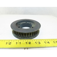 "Martin P408M20-SH 4"" OD 20mm Width 8mm Pitch 40 Teeth Timing Belt Pulley"