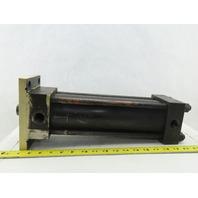 """Hydroline N5F 3.25x10 Hydraulic Cylinder 3-1/4"""" Bore 10"""" Stroke"""