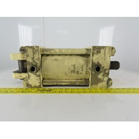 """Hydraulic Cylinder 6-1/2"""" Bore 6"""" Stroke 2"""" Rod End Clevis Double Acting"""