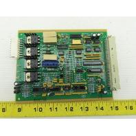 Crown 104367 R/L Servo Controller Card Circuit Board