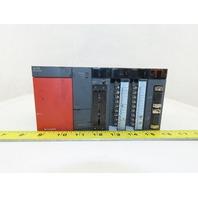 Mitsubishi Q00JCPUIMAX 8kstep Controller Processor QX42 QY50 QY40P QJ71C24N-R2