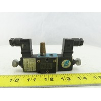 MAC 45A-GA1-DDAJ-4KA 4/2 Way Double Solenoid Air Valve 24VDC Coil