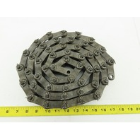 "#445 Cast Steel Pintle Chain 1.603"" Pitch 80"" OAL"