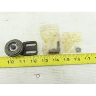 KE-X3 23570152 39.50mm OD x 6mm Wide Timing Belt Idler 2.50mm Pitch