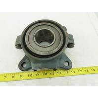 Dodge 023221 55.575mm Bore 4 Bolt Flange Split Concentric Collar Bearing Unit