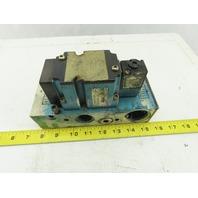 MAC 6311D-618-PM-111DA Pneumatic Valve 120V Coil W/Manifold