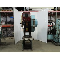 "Federal Model 32 OB Punch Press 32 Ton 3"" Stroke 8"" Throat 208-230/460V 3Ph"