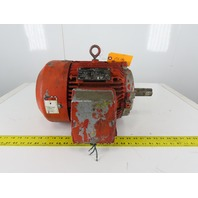 Siemens RGZP 3HP Electric Motor 230/460V 3Ph 1165RPM 213T Frame