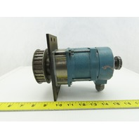 Superior Electric SS241ETG4 Synchronous Stepping Motor 120V 50/60Hz 8:1 Ratio