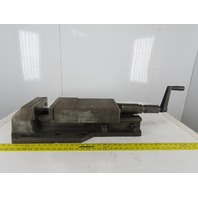 "8""x 8"" x2-1/2"" Jaw Precision Machine Mill Vise Closes Tight"