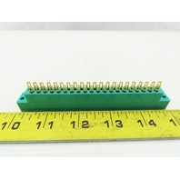 Elco 7038-41 Position Staggered Dual Row Solder Pin Varicon Connector